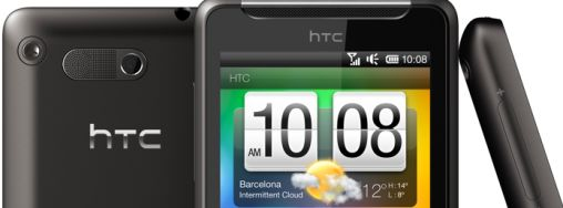 HTC HD mini, Legend en Desire