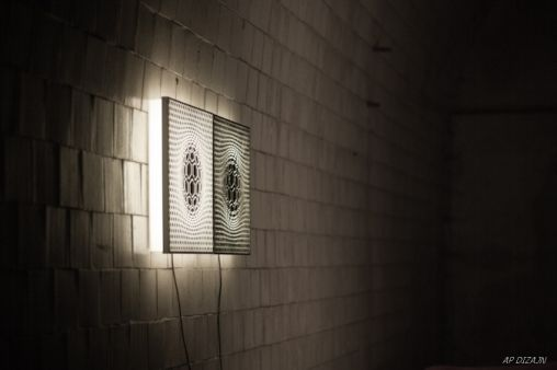 Hypnotic Lamp 2