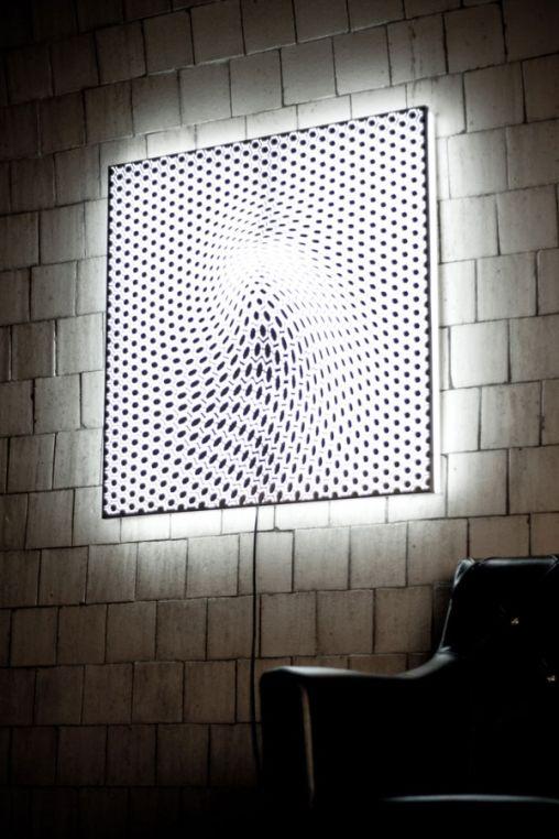 Hypnotic Lamp 3
