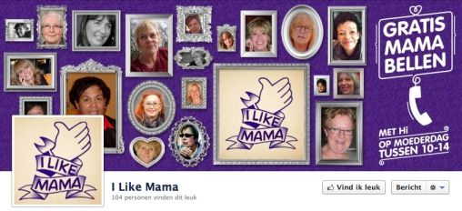 I Like Mama tatoeage door Morrison Schiffmacher