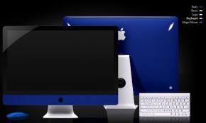 iMac 27 inch in Eigen Kleuren Design