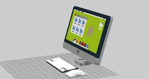 iMac van Lego zelf Ontwerpen
