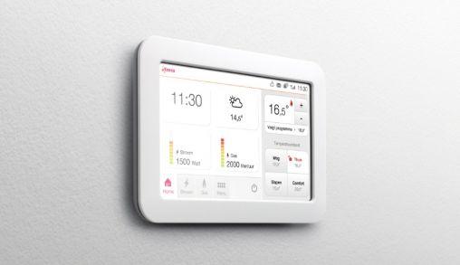 Interactieve thermostaat geeft realtime inzicht