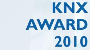 Internationale KNX Awards 2010