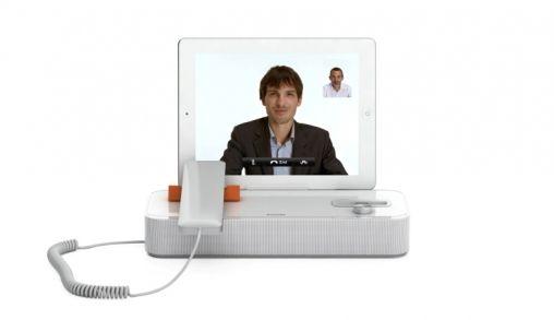 Invoxia AudioOffice iPhone/iPad Telefoon dock