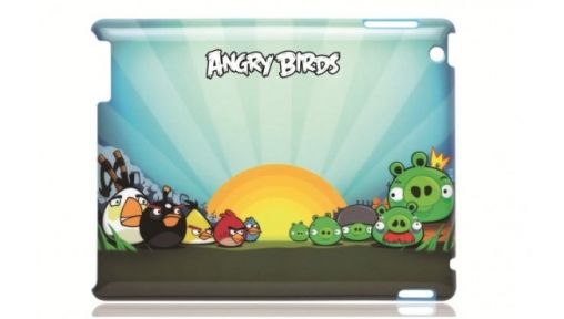 iPad 2 Angry Bird Hoes
