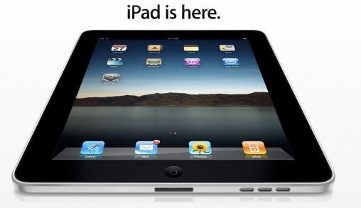 iPad 23 Juli in Nederland verkrijgbaar