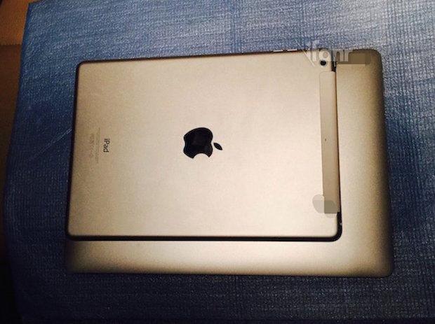 ipad air en macbook