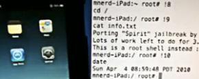 iPad jailbreak een feit