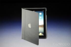 iPad Lederen Hoes/Standaard
