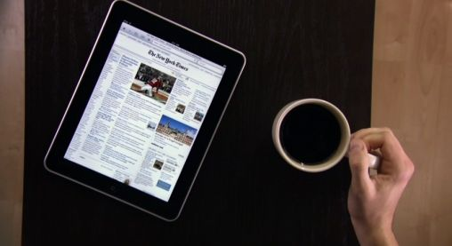 iPad Nederland pas in Juli