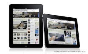 iPad niet geschikt voor....