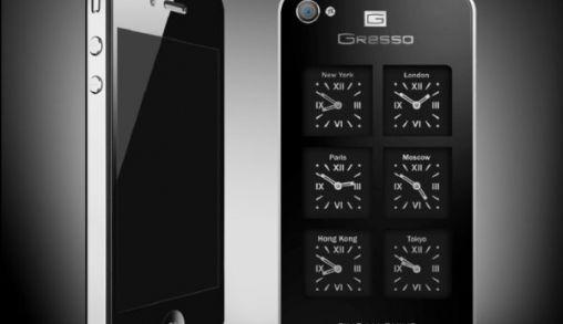 iPhone 4 voor de Jetsetters