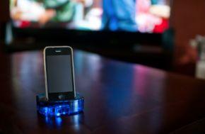 iPhone als Universele afstandsbediening met RedEye