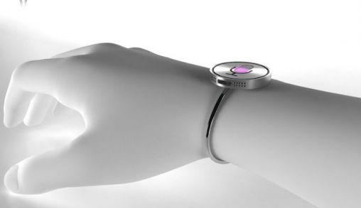 iSiri Smartwatch Concept voorloper van Apple iWatch