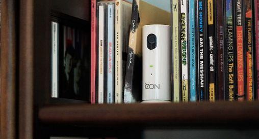 iZon boekenplank