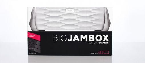 Jawbone komt met de Big Jambox