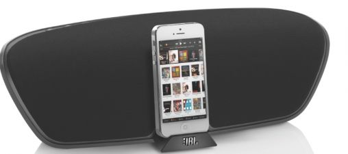 JBL eerste Speaker-docks met Lightning Connector