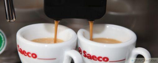 Je eigen Barista thuis met Philips Saeco Xelsis Espressoapparaat