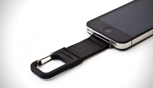Karabijn Clip voor je iPhone