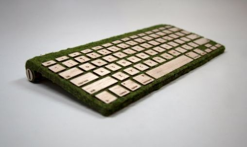 keyboard mos-hout