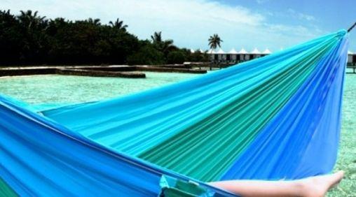 Klimaatneutraal relaxen in een (h)eerlijke hangmat