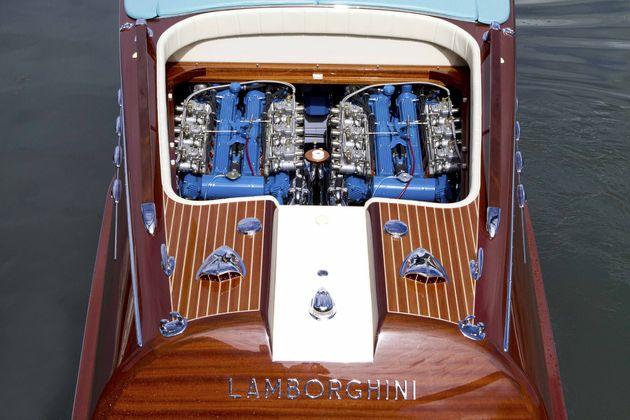 Lamborghini 350 GT V12 engines_1