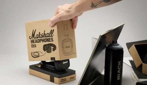 Lancering Marshall Headphones