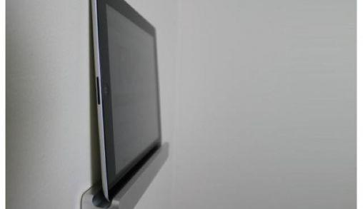 Ledge: je tablet aan de muur