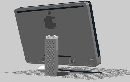 Lego iMac 2