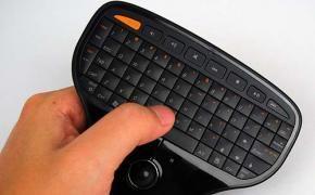Lenovo's mini draadloos Toetsenbord