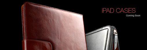 Leren Hoes voor iPad by Sena