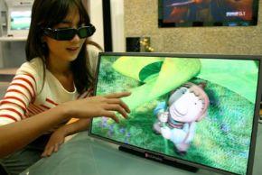 LG eerste Full HD 3D LCD voor consumentenmarkt