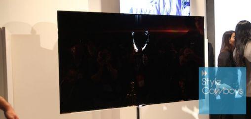 LG heeft 's werelds grootste OLED TV