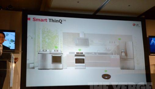 LG maakt huis slimmer met Smart Thinq