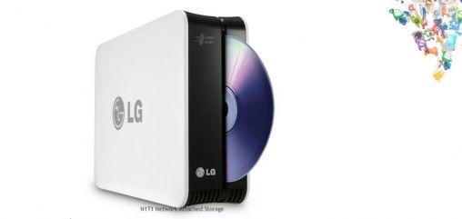 LG N1T1: Altijd en Overal je Data bij de Hand