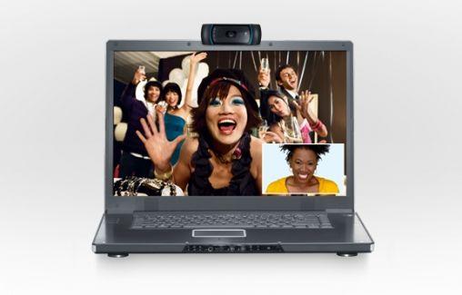 Logitech HD Pro Webcam C910-2
