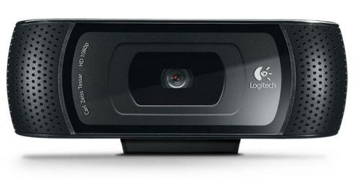 Logitech HD Pro Webcam C910 nu Mac-compatibel