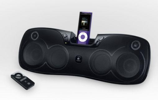 Logitech Rechargeable Speaker S715i-SC