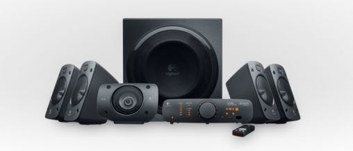Logitech Z906 home cinema Surround Speakers