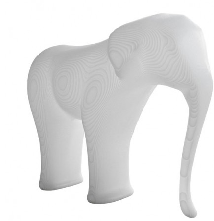 Lowres Elephant vloerlamp Gispen Richard Hutten