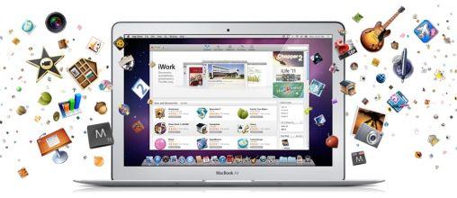 Mac App Store Succes