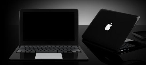 MacBook Air Niet in Zwart