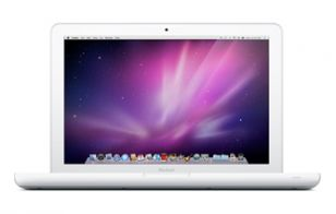 MacBook met LED en Multi-touch-Trackpad