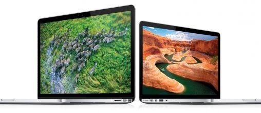 MacBook Pro met Retina-display krijgt nieuwe processors