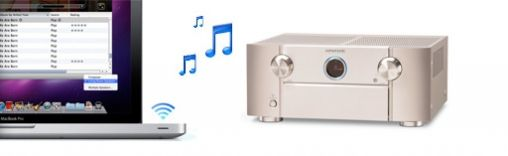 Marantz: Airplay Compatibel