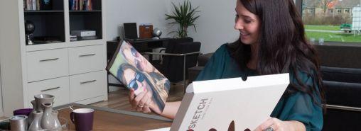 Met EGOsketch je eigen iPad hoes ontwerpen