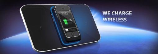 Met GetPowerPad draadloos je iPhone opladen