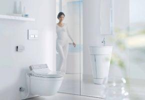 Mini-Wellness op het Toilet