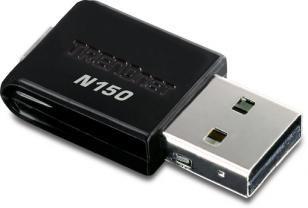 Mini Wireless N USB adapter